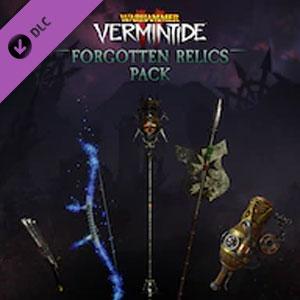 Warhammer Vermintide 2 Forgotten Relics