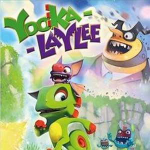 Acquista CD Key Yooka-Laylee Confronta Prezzi