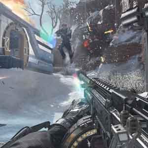 Call of Duty Advanced Warfare: Punto di vista del giocatore