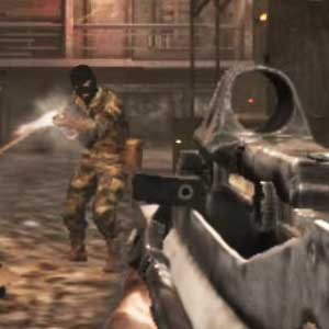 Call of Duty Black Ops - attacco