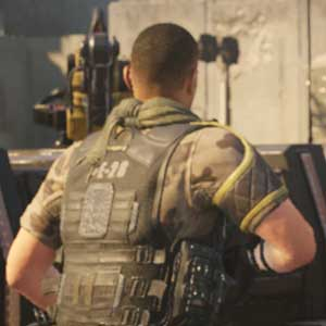 Call of Duty Black Ops 3 Attacco Aereo