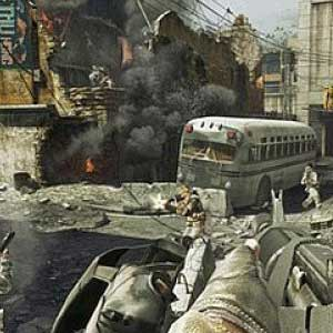 Call of Duty Black Ops - Esplosione