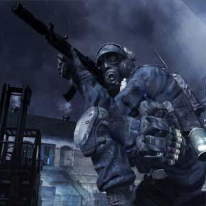 Call Of Duty 4 Modern Warfare 3 - Carattere