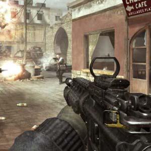 Call Of Duty 4 Modern Warfare 3 - Arma