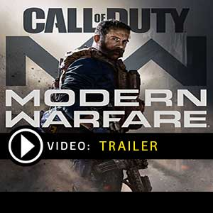 Call of Duty Modern Warfare Trailer Video