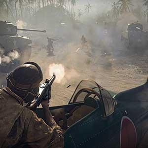 Call of Duty Vanguard Fronte Del Pacifico