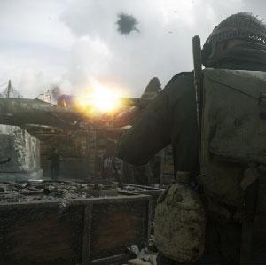 Combattimento classico di Call of Duty