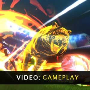 Captain Tsubasa video di gioco