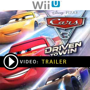 Acquista Codice Download Cars 3 Driven to Win Nintendo Wii U Confronta Prezzi