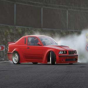 CarX Drift Racing Online Traccia