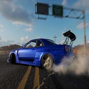 CarX Drift Racing Online Traccia del deserto