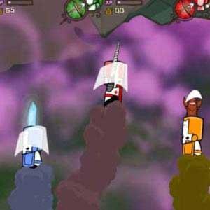 Castle Crashers Personaggi