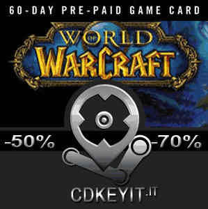 World Of Warcraft 60 Giorni