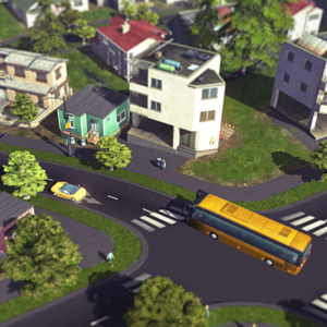 Cities Skylines Shooting Strade