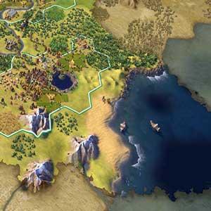 Civilization 6 Città Non Accatastati