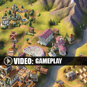 Civilization 6 Video del Gameplay