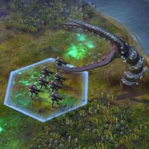 Civilization Beyond Earth Battaglia con gli abitanti alieni
