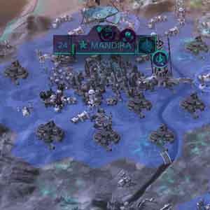 Civilization Beyond Earth Le città