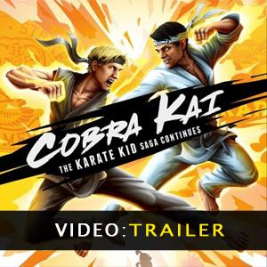 Cobra Kai The Karate Kid Saga Continues Video del rimorchio