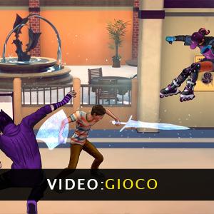 Cobra Kai The Karate Kid Saga Continues Video di gioco