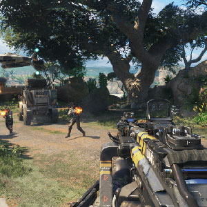 Call of Duty Black Ops 3 Giocatore