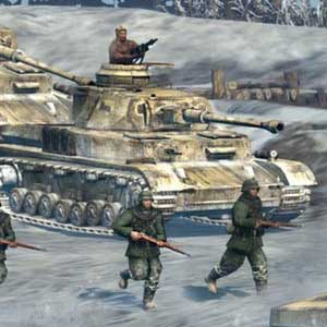 Company of Heroes 2 All Out War Edition Serbatoio