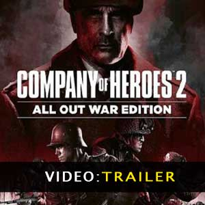 Company of Heroes 2 All Out War Edition Video del rimorchio