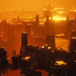 Conan Exiles Sandswept Ruins