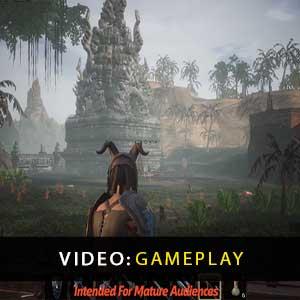 Conan Exiles il video di gioco