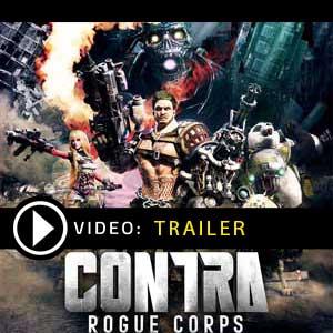 Acquistare Contra Rogue Corps CD Key Confrontare Prezzi