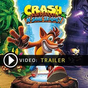 Acquistare Crash Bandicoot N. Sane Trilogy CD Key Confrontare Prezzi