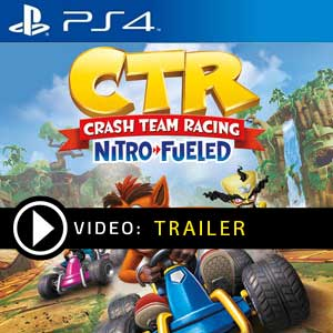 Acquistare Crash Team Racing Nitro-Fueled PS4 Confrontare Prezzi