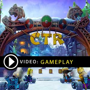 Crash Team Racing Nitro-Fueled Xbox One Gameplay Video