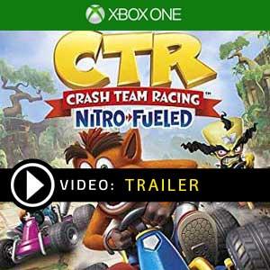 Acquistare Crash Team Racing Nitro-Fueled Xbox One Gioco Confrontare Prezzi