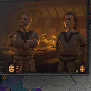 Video del gameplay di Crusader Kings 3