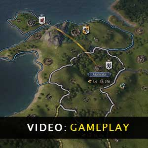 Crusader Kings 3 Gameplay Video