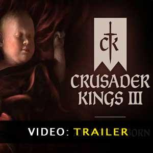 Video trailer di Crusader Kings 3
