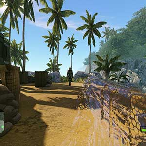 Attacco di Crysis Remastered