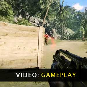 Crysis Remastered Gameplay Video
