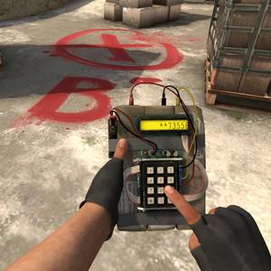 Counter-Strike: Global Offensive - Bomba