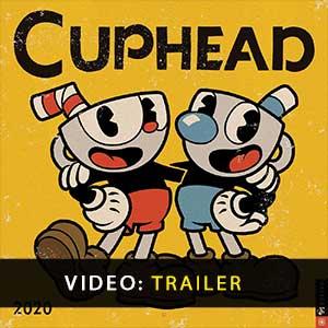 Video del trailer di Cuphead
