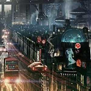 Cyberpunk 2077 Città di Notte