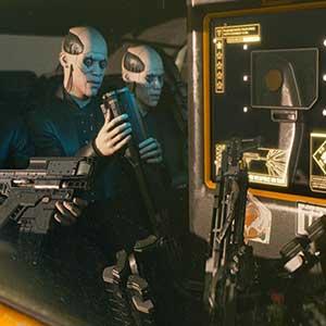 Cyberpunk 2077 Armi