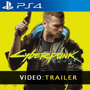 Cyberpunk 2077 Video del rimorchio
