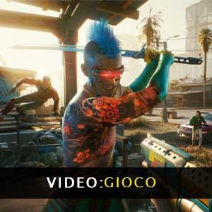 Cyberpunk 2077 Video di gioco
