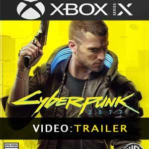 Cyberpunk 2077 Video del rimorchio