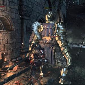 Dark Souls 3 Personaggio