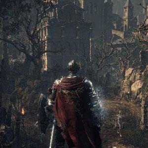 Dark Souls 3 Nemico Gigante