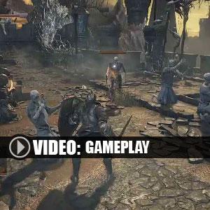 Dark Souls 3 Video del Gameplay
