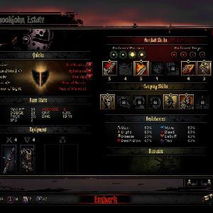 Darkest Dungeon Battaglia